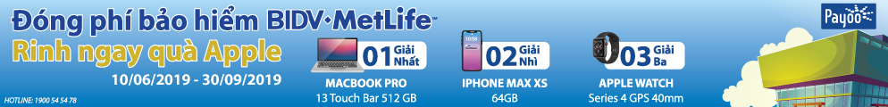 Promotion BIDV Metlife